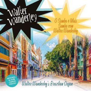 Walter Wanderley - O Samba E Mais Samba Com Walter Wanderley (Vinyl) [ LP ]