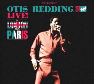 Otis Redding - Live in London And Paris [ CD ]