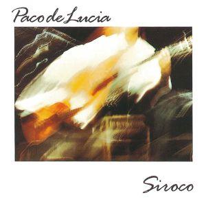 Paco De Lucia - Siroco [ CD ]