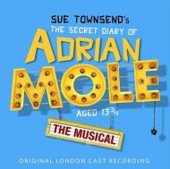 Sue Townsend's The Secret Diary Of Adrian Mole Aged 13 3/4 - The Musical (Original London Cast Recording) - Various Artists [ CD ]