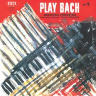 Jacques Loussier - Play Bach No.1 [ CD ]