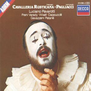 Leoncavallo, R. & Mascagni, P. - Pagliacci & Cavalleria Rusticana (2CD) [ CD ]