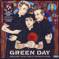 Green Day - Greatest Hits: God's Favorite Band (2 x Vinyl) [ LP ]