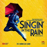 Singin' In The Rain (2012 London Cast Album) - Various [ CD ]