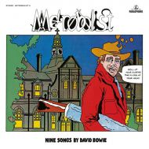 David Bowie - Metrobolist (Aka The Man Who Sold The World) (2020 Mix) (Vinyl) [ LP ]