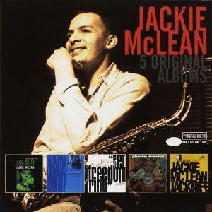 Jackie McLean - 5 Original Albums (5CD) [ CD ]