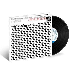 Jackie McLean - It's Time (Vinyl) [ LP ]