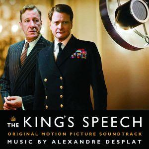Alexandre Desplat - The King's Speech (Original Motion Picture Soundtrack) [ CD ]