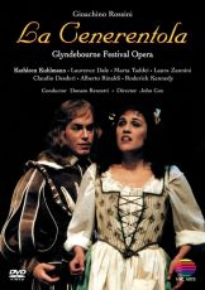Rossini, G. - La Cenerentola (Glyndebourne Festival Opera) (DVD-Video) [ DVD ]