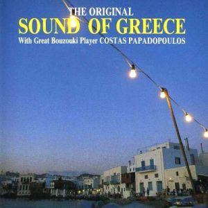 Papadopoulos, Kostas - The Original Sound Of Greece [ CD ]
