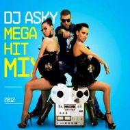 DJ ASKY - Mega Hit Mix `2012 [ CD ]