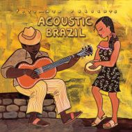Acoustic Brazil - Various Artists [ CD ]