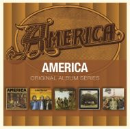 America - Original Album Series (5CD) [ CD ]