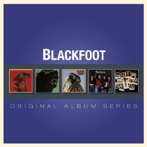 Blackfoot - Original Album Series (5CD) [ CD ]