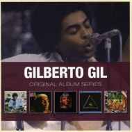 Gilberto Gil - Original Album Series (5CD) [ CD ]