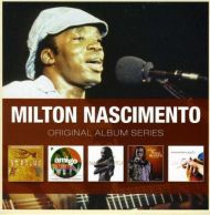 Milton Nascimento - Original Album Series (5CD) [ CD ]