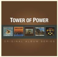 Tower Of Power - Original Album Series (5CD) [ CD ]