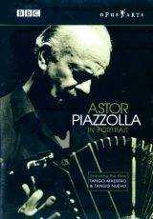 Astor Piazzolla - Astor Piazzolla In Portrait (DVD-Video) [ DVD ]
