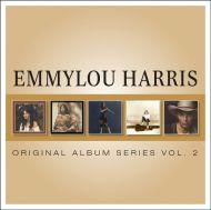 Emmylou Harris - Original Album Series Vol.2 [ CD ]