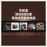 The Doobie Brothers - Original Album Series Vol.2 (5CD) [ CD ]