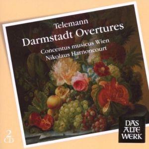 Telemann, G. P. - Darmstadt Ouvertures (2CD) [ CD ]