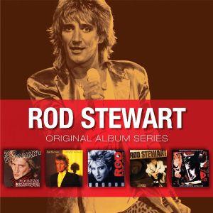 Rod Stewart - Original Album Series (5CD) [ CD ]