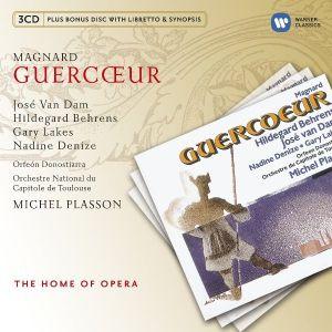 Magnard, A. - Guercoeur (4CD) [ CD ]