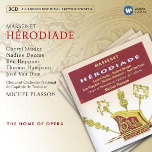 Massenet, J. - Herodiade (4CD) [ CD ]