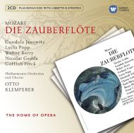 Mozart, W. A. - Die Zauberflote (The Magic Flute) (3CD) [ CD ]