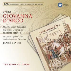 Verdi, G. - Giovanna D'Arco (3CD) [ CD ]