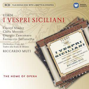 Verdi, G. - I Vespri Siciliani (4CD) [ CD ]