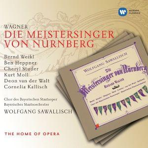 Wagner, R. - Die Meistersinger Von Nurnberg (4CD) [ CD ]