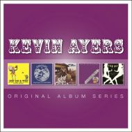 Kevin Ayers - Original Album Series (5CD) [ CD ]