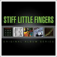 Stiff Little Fingers - Original Album Series (5CD) [ CD ]