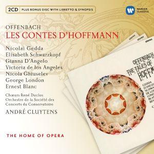 Offenbach, J. - Les Contes d'Hoffmann (3CD) [ CD ]