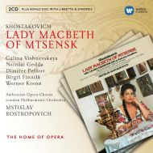 Shostakovich, D. - Lady Macbeth Of Mtsensk (3CD) [ CD ]