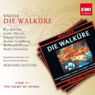 Wagner, R. - Die Walkure (4CD) [ CD ]