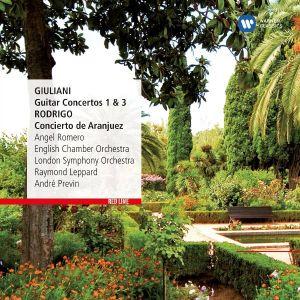 Giuliani, M. & Rodrigo, J. - Guitar Concertos No.1 & 3, Concierto De Aranjuez [ CD ]