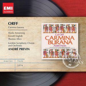 Orff, Carl - Carmina Burana [ CD ]