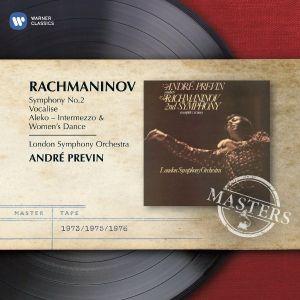 Rachmaninov, S. - Symphony No.2, Vocalise,  [ CD ]