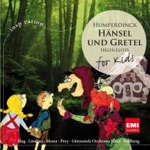 Humperdinck, E. - Hansel Und Gretel [Highlights For Kids] [ CD ]