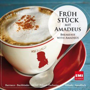 Mozart, W. A. - Breakfast With Amadeus [ CD ]