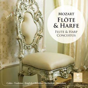 Mozart, W. A. - Flute & Harp Concertos [ CD ]