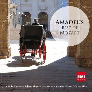 Mozart, W. A. - Amadeus - Best Of Mozart [ CD ]