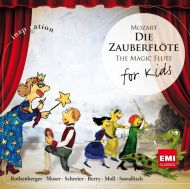 Mozart, W. A. - The Magic Flute For Kids [Highlights] [ CD ]