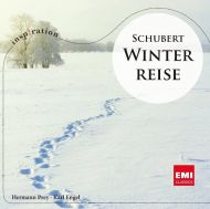 Schubert, F. - Winterreise [ CD ]