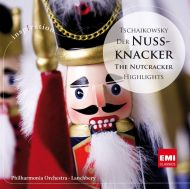 Tchaikovsky, P. I. - The Nutcracker (Highlights) [ CD ]