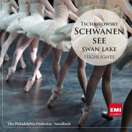 Tchaikovsky, P. I. - Swan Lake (Hightlights) [ CD ]