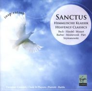 Sanctus - Heavenly Classics By Bach, Handel, Mozart.. - Various [ CD ]