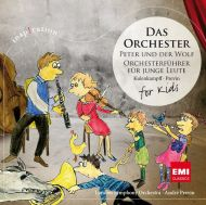 Das Orchester - For Kids - Various [ CD ]